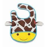 SKIP HOP Zoo Bib Giraffe - Celemek Bayi / Bib
