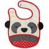 SKIP HOP Zoo Bib Panda  - Celemek Bayi / Bib