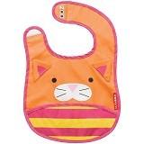 SKIP HOP Zoo Bib Cat - Celemek Bayi / Bib