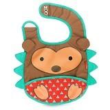 SKIP HOP Zoo Bib Hedgehog  - Celemek Bayi / Bib