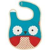 SKIP HOP Zoo Bib Owl - Celemek Bayi / Bib