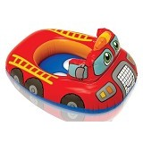 INTEX Kiddie Car Float [59586] - Red - Aksesoris Renang