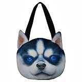 HARMONYSTORE Shoulder Bag Anjing Husky [D1] - Shoulder Bag Wanita