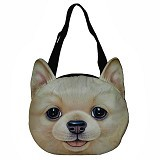 HARMONYSTORE Shoulder Bag Anjing Chihuahua / Pom [D4] - Shoulder Bag Wanita