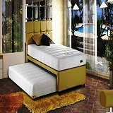 VIOLAND Jojo - Spring Natural Latex 3 in 1 bed 100 x 200 cm - Kasur
