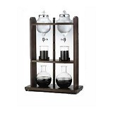 TIAMO Water Drip Twins 20cups [HG6362] - Mesin Kopi Manual