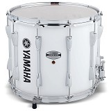 YAMAHA Snare Drum [MS-6314] - White