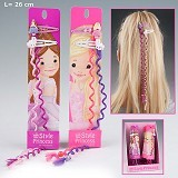 MyStyle Princess Colorful Wisp of Hair with Clip [TM 6529] - Beauty and Fashion Toys