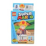 JLB Small Block Super Attack Mario [180F] (V) - Building Set Fantasy / Sci-Fi