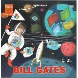 GRAMEDIA PUSTAKA Bos for Kids : Bill Gates - Craft and Hobby Book