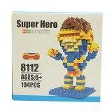 HSANHE Super Hero Mini Series [8112] (V) - Building Set Fantasy / Sci-Fi