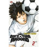 MNC Dont Turn Around vol. 2 - Craft and Hobby Book
