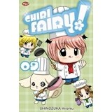 MNC Chibi Fairy vol. 9 - Craft and Hobby Book