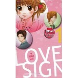 MNC Love Sign 1  (terbit ulang) - Craft and Hobby Book
