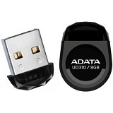 ADATA USB 2.0 8GB [UD310] - Black (Merchant) - Usb Flash Disk Basic 2.0