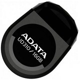 ADATA USB 2.0 16GB [UD310] - Black (Merchant) - Usb Flash Disk Basic 2.0