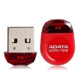 ADATA USB 2.0 16GB [UD310] - Red - Usb Flash Disk Basic 2.0