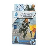 BERTOYINDO Small Figure Assemble Fury [7099-161] (V) - Building Set Fantasy / Sci-Fi