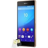 SONY Xperia Z3+ - Copper - Smart Phone Android