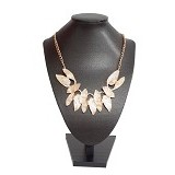 GOODSTORY Kalung Gold Rose Necklace - Kalung / Necklace