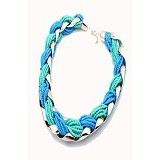 GOODSTORY Kalung Circular Beads - Blue - Kalung / Necklace