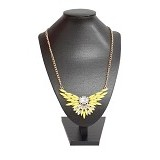 GOODSTORY Kalung Yellow Wing Necklace - Kalung / Necklace