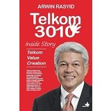 PENERBIT BUKU KOMPAS Telkom 3010 - Inside Story Telkom Value Creation - Craft and Hobby Book