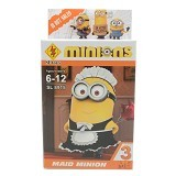 SLTOYS Small Block Cartoon Figure Maid Minion [SL8915] (V) - Building Set Movie