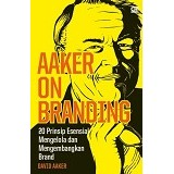 GRAMEDIA PUSTAKA Aaker on Branding - Craft and Hobby Book