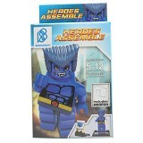 BERTOYINDO Small Block Heroes Assemble The Beast [7099-259] (V) - Building Set Fantasy / Sci-Fi