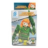 BERTOYINDO Small Block Heroes Assemble Jean Grey [7099-258] (V) - Building Set Fantasy / Sci-Fi