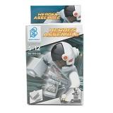 BERTOYINDO Small Block Heroes Assemble Cyborg [7099-258] (V) - Building Set Fantasy / Sci-Fi