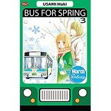 MNC Bus For Spring vol. 03 - Craft and Hobby Book