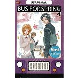 MNC Bus For Spring Vol. 04 - Craft and Hobby Book