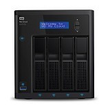 WD My Cloud EX4100 8TB [WDBWZE0080KBK-SESN] - NAS Storage Tower