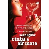 GRAMEDIA PUSTAKA Secangkir Cinta dan Air Mata - Craft and Hobby Book