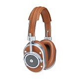 MASTER & DYNAMIC Over Ear Headphone [MH 40] - Silver - Headphone Full Size