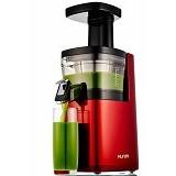 HUROM Slow Juicer [HQ0000027] - Red - Juicer