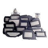 FERROX Air Filter Honda New Mega Pro Non FI [HM-8131 / FBHON 2400] - Penyaring Udara Motor / Air Filter