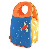 ARVITA Kids Lunch Bag Airplane - Tas Anak