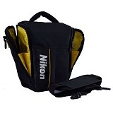 UNOSHOP Tas Kamera [S Nikon] - Camera Shoulder Bag