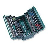 JONNESWAY Tool Chest Set 66Pcs [C-3DH201] - Tool Set