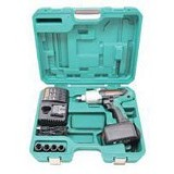 JONNESWAY High Torque Cordless Impact Wrench Kit 18V [JEI-0004S]