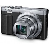 PANASONIC Lumix Digital Camera DMC-TZ70 - Silver - Camera Pocket / Point and Shot