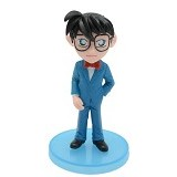 SSLAND Detective Conan Blue Suit Small (V) - Anime and Manga