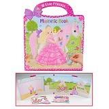 MyStyle Princess Magnetic Book [TM 6534] - Buku Seni Gambar