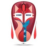 LOGITECH Wireless Mouse M238 [910-004496] - Francesca Fox - Mouse Basic