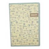 GUOPING STATIONERY Writing Book 20cm [22B1438] - Warm (V) - Buku Tulis