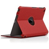 TARGUS Vuscape Protective Case & Stand [THZ18201AP-50] - Red - Casing Tablet / Case