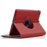 TARGUS Versavu 360° Rotating Protective Case & Stand [THZ18301AP-50] - Red - Casing Tablet / Case